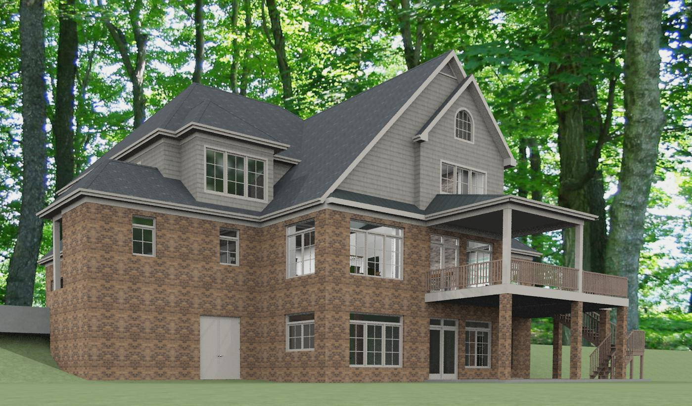 New House Plans Shank Building Design